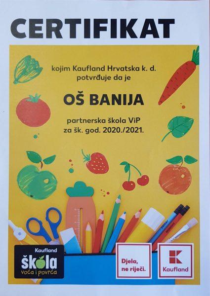 Kauflandova škola voća i povrća