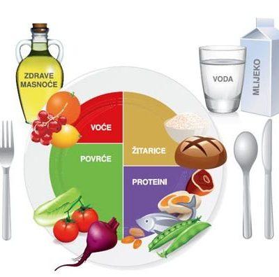 Koliko je važno jesti raznovrsnu hranu?