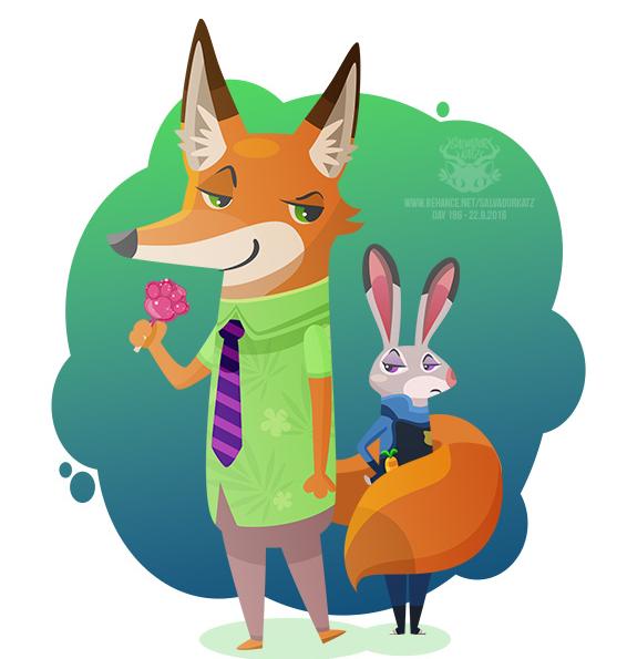Lisica i zec