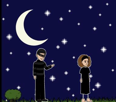 Kriminalistički strip Magda i trešnjavački fantom- učenički radovi